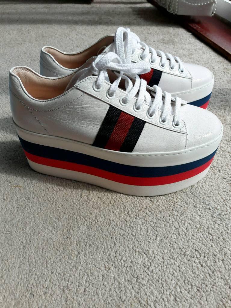 db0714bcfdb Gucci Sneakers (475649) size 35.