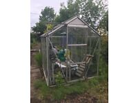Greenhouse for collection