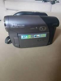 Samsung digital camcorder