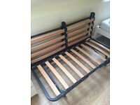 Ikea Double Sofa Bed for sale - hardly used so great condition