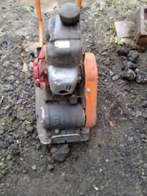 Honda wacker plate belle 2015 works well