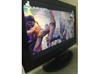 """32"""" Samsung FULLY HD ready with built in Digital DV3 FreeView + 3x HDMi LCD TV ONLY £90"""