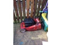 Mount field empress petrol lawnmower for spares or repairs...