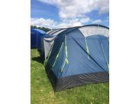 Family tent Kampa croyde 6