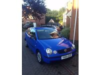 VW Polo - Low Miles, Full Service History, Very Clean, Excellent first car! £1300 ONO