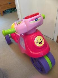 Vtech scooter