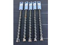 28mm SDS-max drill bits for sale, single or as a job lot