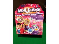 Mix ubbles candy drink maker