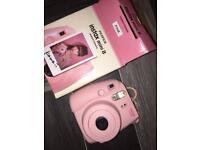 instax mini 8 Instant Polaroid Camera