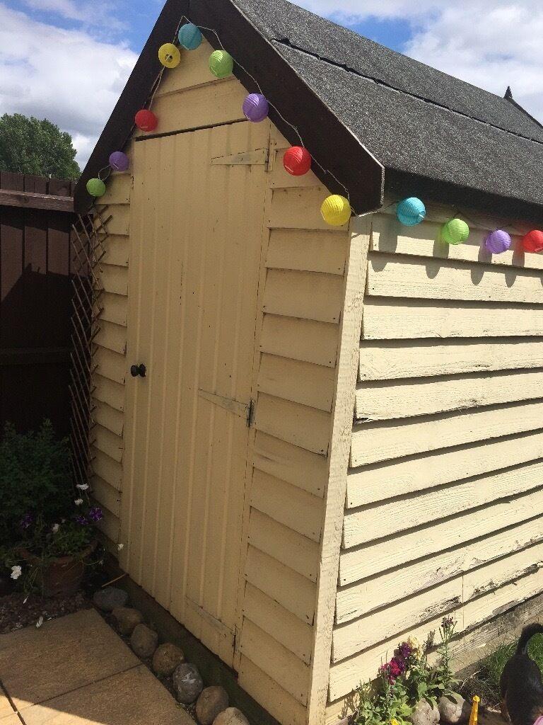 garden shed 7x5
