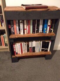 Handmade Upcycled Bookcase