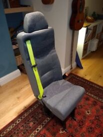 Passenger seat from Renault Mini Bus