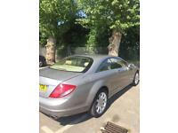 MERCEDES CL500 AUTOMATIC COUPE CAMEL LEATHER INTERIOR IMMACULATE CONDITION