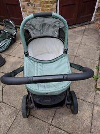 Uppa baby pushchair