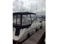 Bayliner 2665 currently moored on Lake Windermere