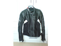 Ladies 2-piece zip together Dainese motorcycle leathers - only worn a handful of times