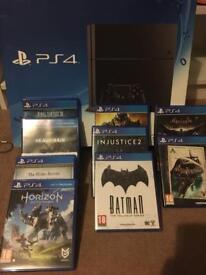 Sony PlayStation 4 Bundle 10 Games