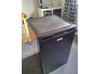 NEW WORLD UNDER COUNTER FRIDGE (BLACK) £60