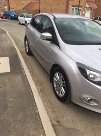 Ford Focus 1 litre turbo ecoboost