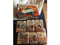 Star Wars - The Clone Wars Action Figures