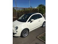 Fiat 500 Lounge 2015 Automatic low miles fully serviced