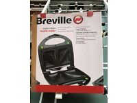 Breville super clean toastie maker (not used)