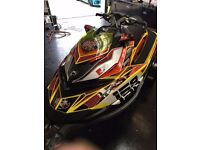 2015 Seadoo RXPX260 RS (18 hours) with lots of extras