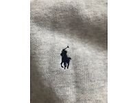 Ralph Lauren Polo Hooded Jumper - Grey
