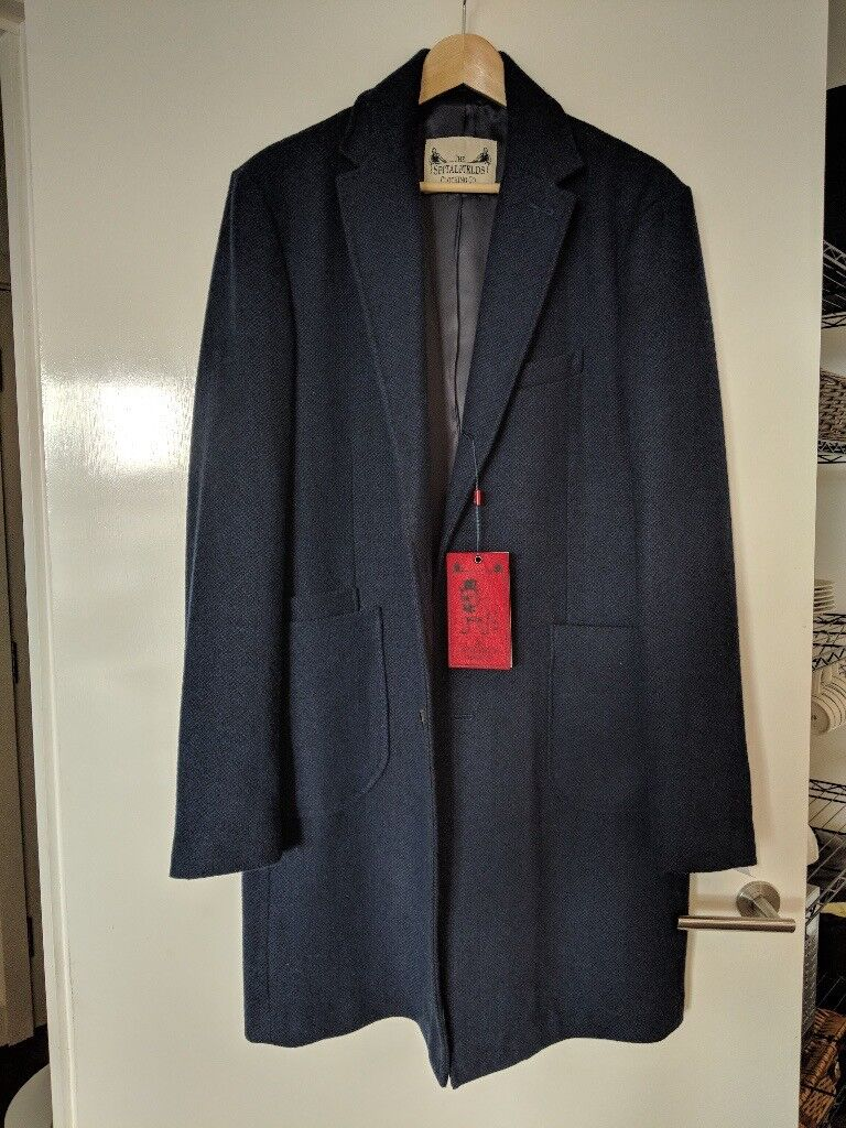 The London Spitalfields Clothing Company Mens Coat   in Tower Hamlets, London   Gumtree