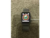 Apple Watch 42MM Stainless steal model series 1