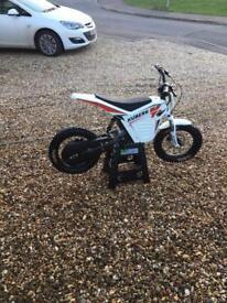 Kuberg oset electric kids motorbike Motox