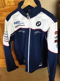 TYCO BMW soft shell jacket, large