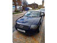Audi TT 1.8 Auto 2004 Coupe Blue