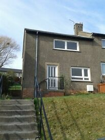 AVAILABLE SOON: Two bedroom end terrace house in Dunfermline, KY114LY.