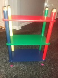 childs shelving /bookcase/