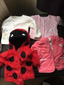 3-6 month jackets