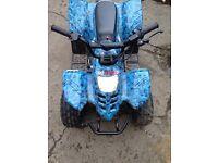 Quad bike 50cc