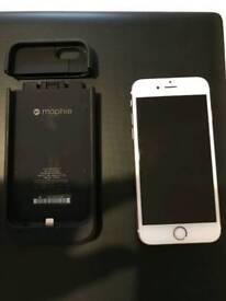 Iphone 6s rose gold 128 gb