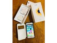 Apple iPhone 6s gold 128gb unlocked mint condition