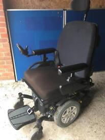 PRIDE QUANTUM 600 SPORT HD , MWD 6MPH POWERCHAIR MOBILITY CHAIR HD VERSION CAN CARRY 35 STONE