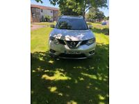 Nissan xtrail 2015 7 seater