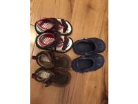 baby/toddler sandals and shoes in exellent condition