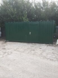 Shipping Storage Container Site Office 50/50. Welfare Unit £2400