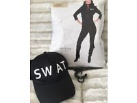 SWAT ladies fancy dress costume