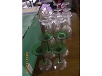 20 X New WINE Glasses new assortment Bristol (Oldland Common)
