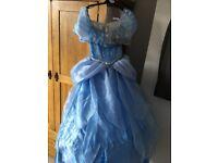 Age 11-12 Cinderella dress