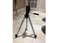 Two camera tripods in new condition.