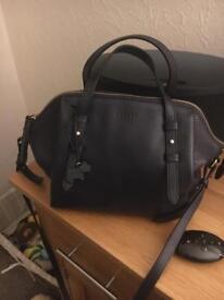 Radley Navy handbag