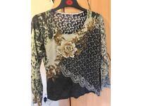 Nice blouse size 12
