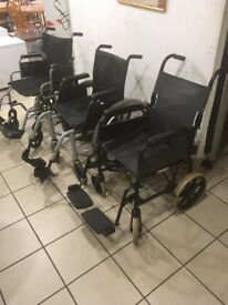 Wheelchairs from £59 incl delivery